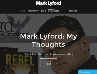 Thumbshot of Marklyford.com