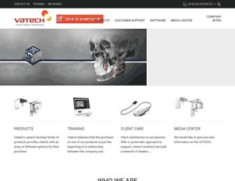 vatechamerica.com screenshot
