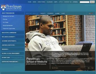 med.upenn.edu screenshot