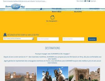 euromer.com screenshot
