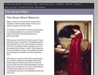 thesmartwitch.com screenshot