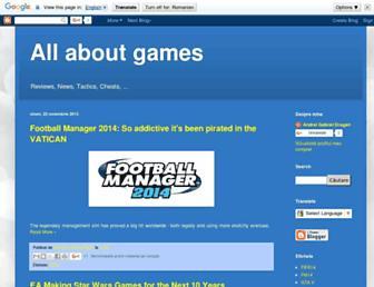 g-gam3.blogspot.com screenshot