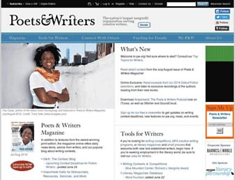 Main page screenshot of pw.org