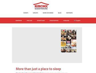 Thumbshot of Kimcheeguesthouse.com