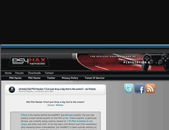 Thumbshot of Ps4hax.net
