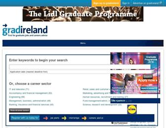 gradireland.com screenshot
