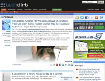 Thumbshot of Techdirt.com