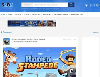 appsodo.com screenshot