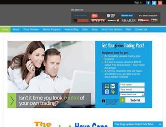 Thumbshot of Tradinggame.com.au