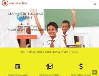 educationzen.com screenshot