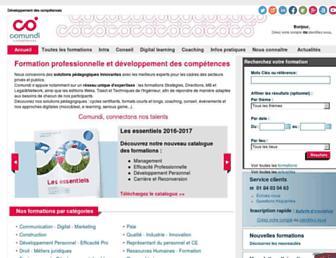 Thumbshot of Comundi.fr