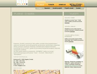 plan-b.hr screenshot