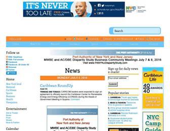 caribbeanlifenews.com screenshot