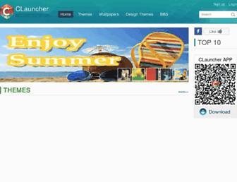 c-launcher.com screenshot