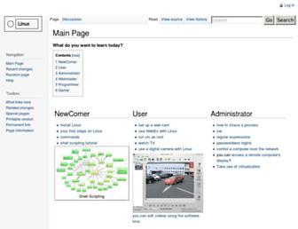 linuxintro.org screenshot