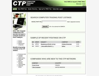 computertradingpost.com screenshot