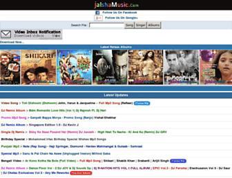 jalshamusic.com screenshot