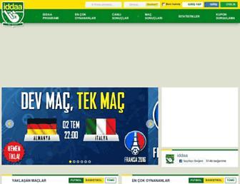 iddaa.com screenshot