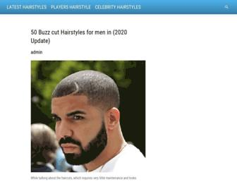 taperfadehaircut.com screenshot