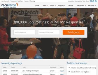 Thumbshot of Techfetch.com