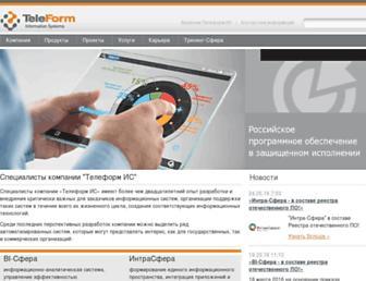Thumbshot of Teleformis.ru