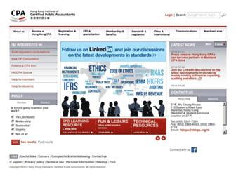 Thumbshot of Hkicpa.org.hk