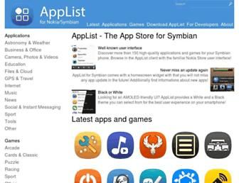 applist.schumi1331.de screenshot
