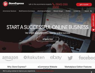 Thumbshot of Storeexpress.co.uk