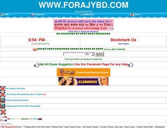 forajybd.com screenshot