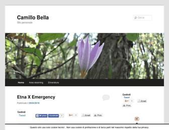 camillobella.it screenshot