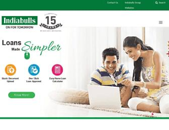 Thumbshot of Indiabulls.com