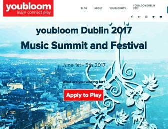 youbloom.com screenshot