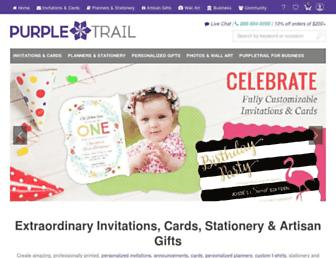 Thumbshot of Purpletrail.com