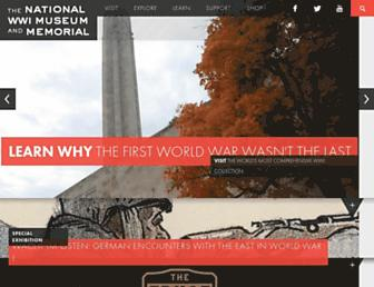 theworldwar.org screenshot