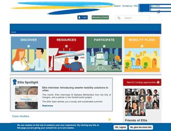 eltis.org screenshot