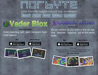 norbyte.com screenshot