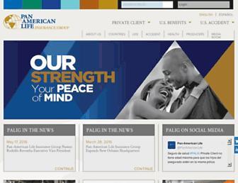 palig.com screenshot