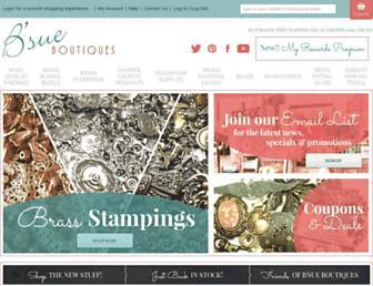 bsueboutiques.com screenshot