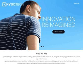 Thumbshot of Kybotech.co.uk