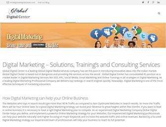 globaldigitalcenter.com screenshot