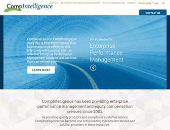 compintelligence.com screenshot