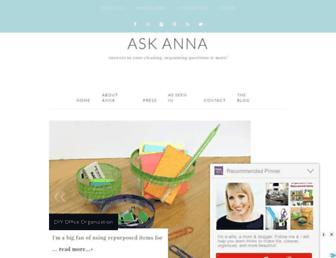 Thumbshot of Askannamoseley.com