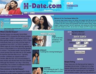 Thumbshot of H-date.com