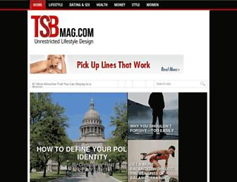 Thumbshot of Tsbmag.com