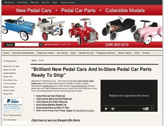 Thumbshot of Pedalcar.com