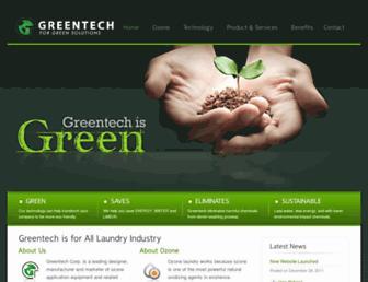 greentechcorp.net screenshot