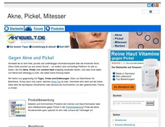 Thumbshot of Aknewelt.de