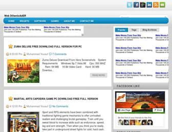 weblittle.blogspot.com screenshot