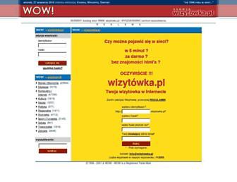 Thumbshot of Wizytowka.pl