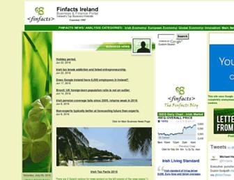 Thumbshot of Finfacts.ie